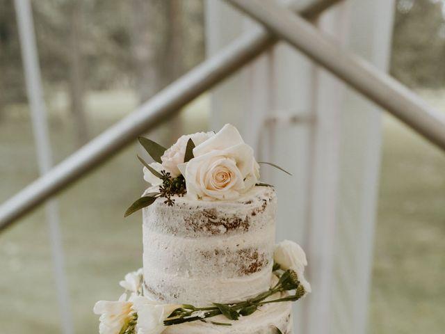 Scott and Tyneille's wedding in Sylvan Lake, Alberta 60