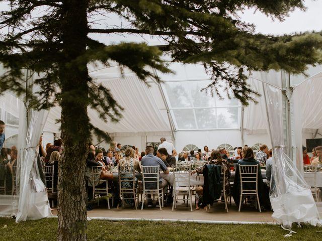 Scott and Tyneille's wedding in Sylvan Lake, Alberta 63