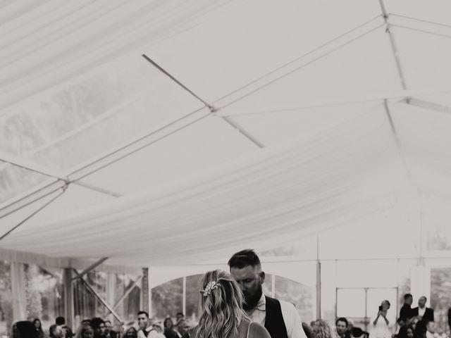 Scott and Tyneille's wedding in Sylvan Lake, Alberta 64