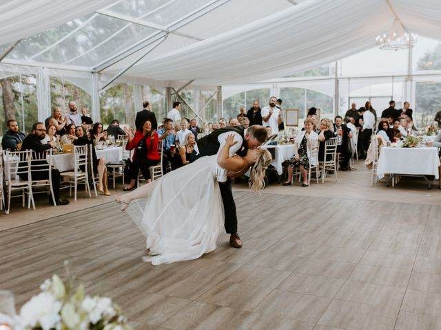 Scott and Tyneille's wedding in Sylvan Lake, Alberta 65