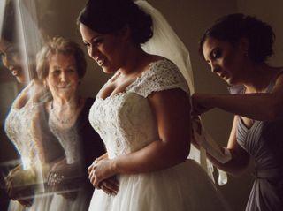 Marc and Chantal's wedding in Burlington, Ontario 8