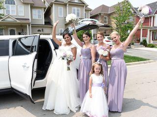 Marc and Chantal's wedding in Burlington, Ontario 11