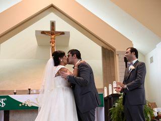Marc and Chantal's wedding in Burlington, Ontario 14