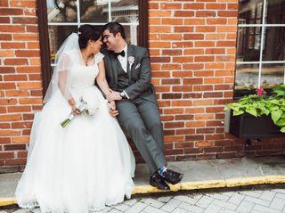 Marc and Chantal's wedding in Burlington, Ontario 18