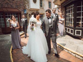 Marc and Chantal's wedding in Burlington, Ontario 21