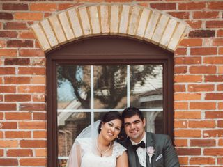 Marc and Chantal's wedding in Burlington, Ontario 22