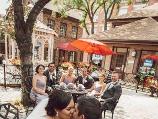Marc and Chantal's wedding in Burlington, Ontario 23