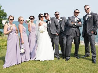 Marc and Chantal's wedding in Burlington, Ontario 26