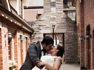 Marc and Chantal's wedding in Burlington, Ontario 41