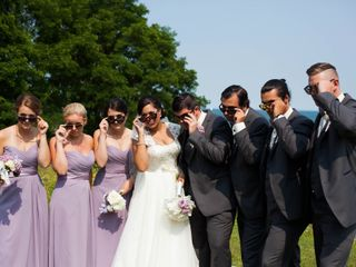 Marc and Chantal's wedding in Burlington, Ontario 42