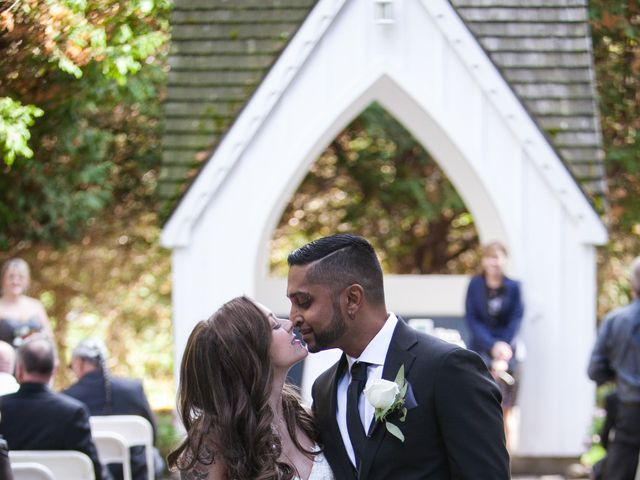 Mitch  and Shari's wedding in Whitby, Ontario 4