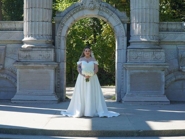 Tyler and Jaimie's wedding in Scarborough, Ontario 3