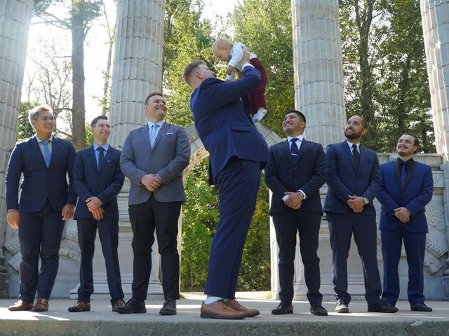 Tyler and Jaimie's wedding in Scarborough, Ontario 1