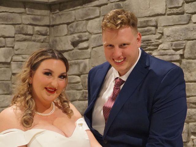 Tyler and Jaimie's wedding in Scarborough, Ontario 4
