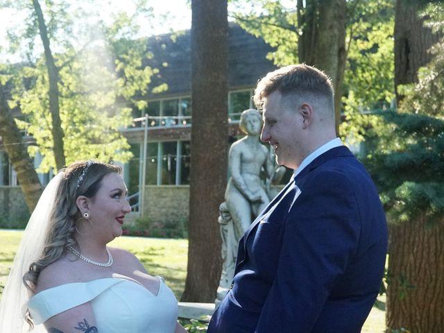 Tyler and Jaimie's wedding in Scarborough, Ontario 6
