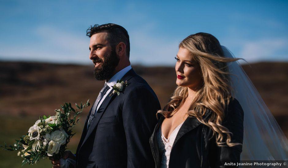 Sean And Rachelle's Wedding In Calgary, Alberta