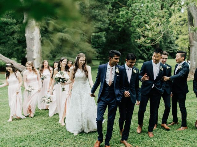 Kevan and Kylie's wedding in Vancouver, British Columbia 8