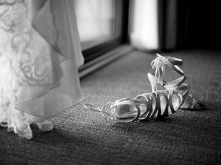 The wedding of Angela and Stuart 2