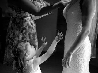 The wedding of Angela and Stuart 3