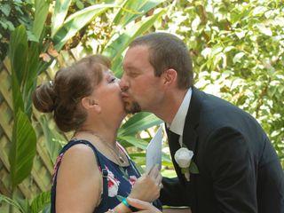 The wedding of Jen and Matt 3