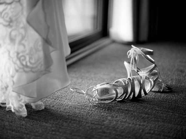 Stuart and Angela's wedding in Parksville, British Columbia 1