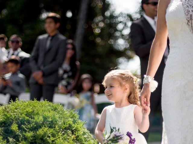Stuart and Angela's wedding in Parksville, British Columbia 9