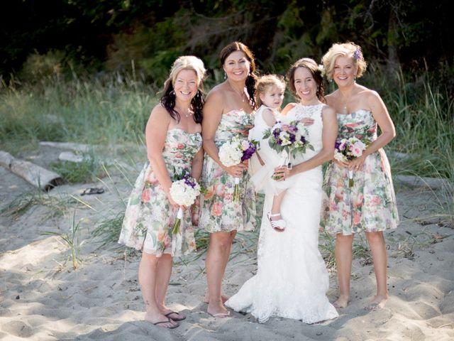 Stuart and Angela's wedding in Parksville, British Columbia 11