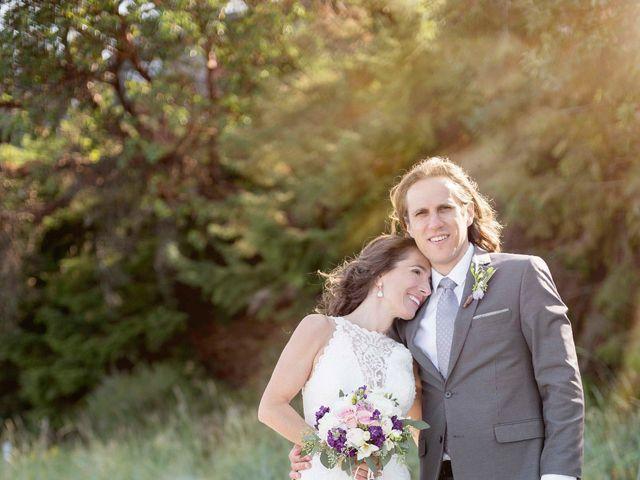The wedding of Angela and Stuart
