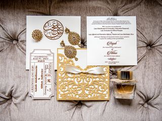The wedding of Aajab and Abbas 2