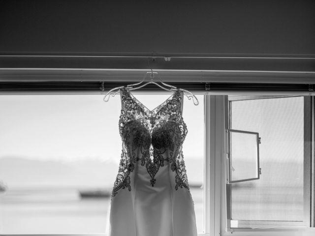 Stephane and Amanda's wedding in Victoria, British Columbia 3