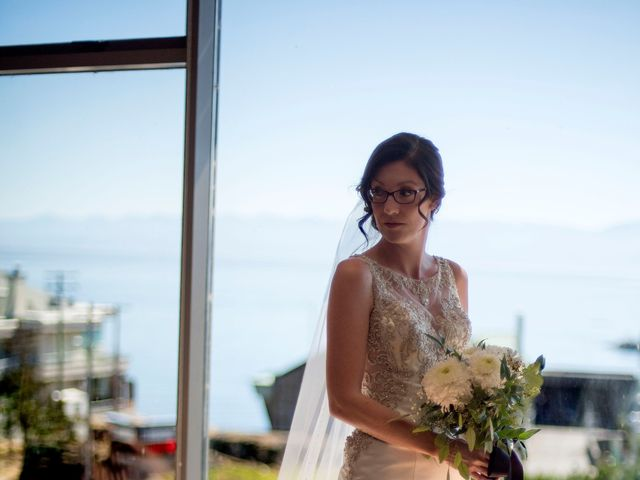 Stephane and Amanda's wedding in Victoria, British Columbia 7