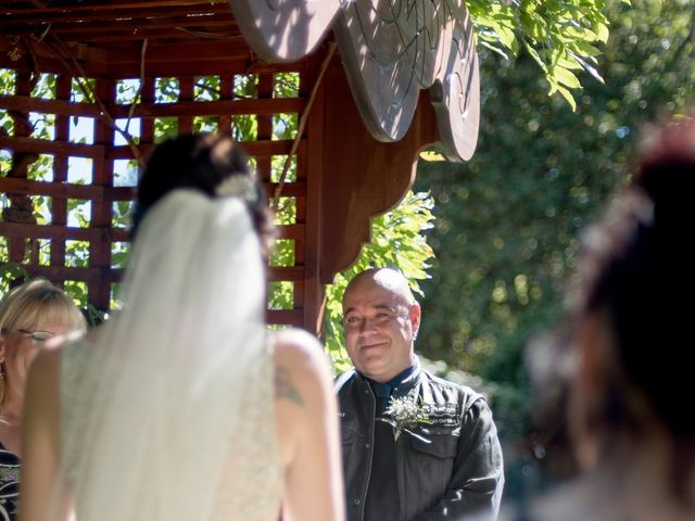 Stephane and Amanda's wedding in Victoria, British Columbia 11