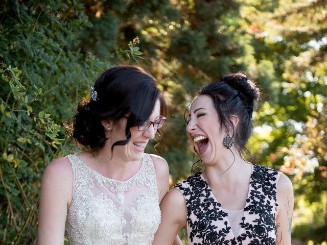 Stephane and Amanda's wedding in Victoria, British Columbia 12