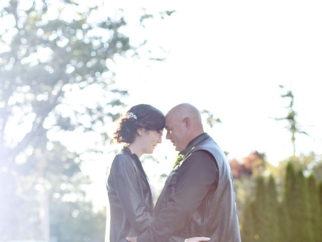 Stephane and Amanda's wedding in Victoria, British Columbia 15