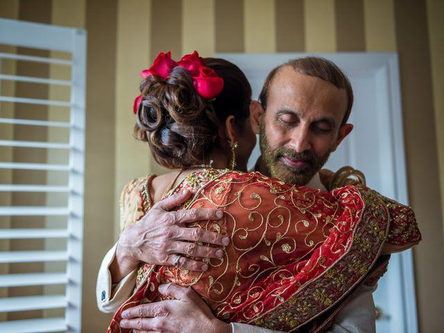 Abbas and Aajab's wedding in Toronto, Ontario 5