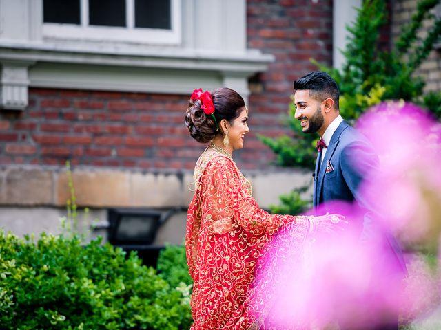Abbas and Aajab's wedding in Toronto, Ontario 14