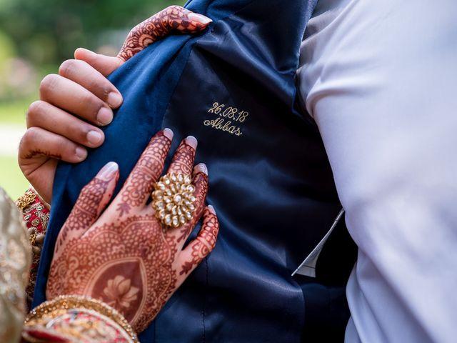 Abbas and Aajab's wedding in Toronto, Ontario 15