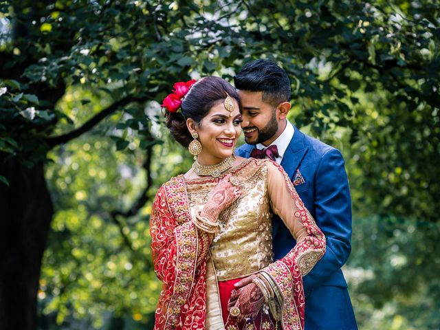 Abbas and Aajab's wedding in Toronto, Ontario 16