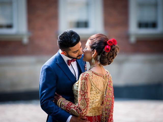 Abbas and Aajab's wedding in Toronto, Ontario 17