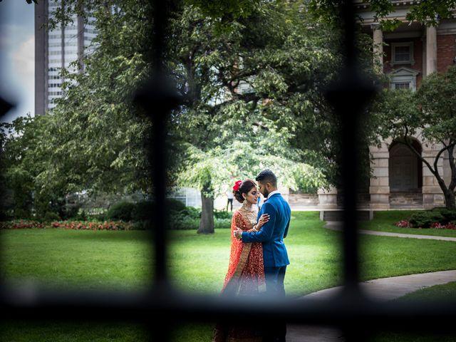 Abbas and Aajab's wedding in Toronto, Ontario 19