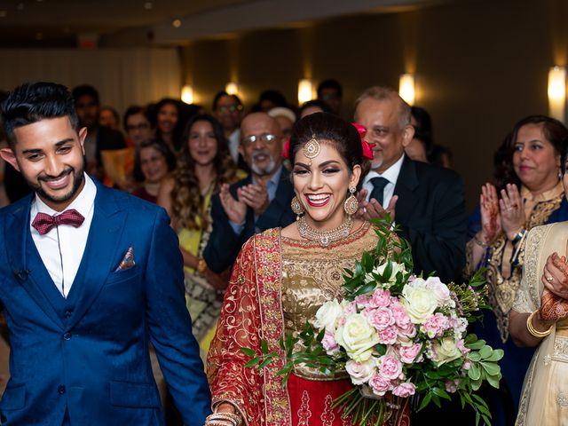 Abbas and Aajab's wedding in Toronto, Ontario 21