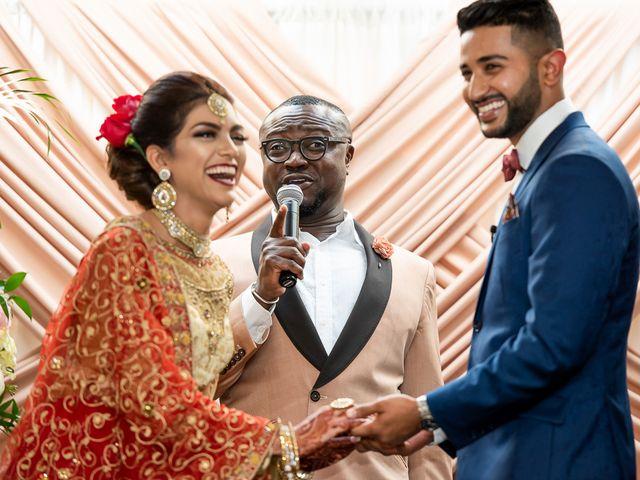Abbas and Aajab's wedding in Toronto, Ontario 22