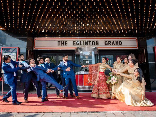 Abbas and Aajab's wedding in Toronto, Ontario 24