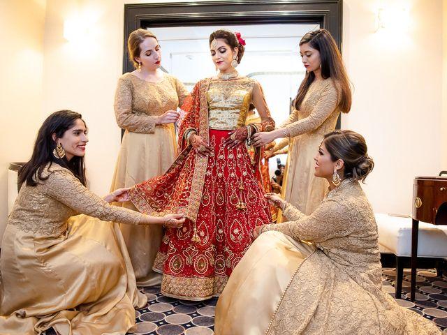 Abbas and Aajab's wedding in Toronto, Ontario 32