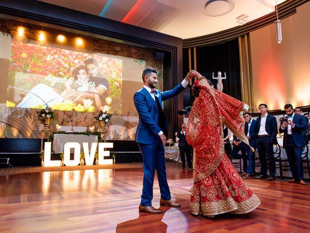 Abbas and Aajab's wedding in Toronto, Ontario 1