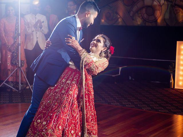 Abbas and Aajab's wedding in Toronto, Ontario 35