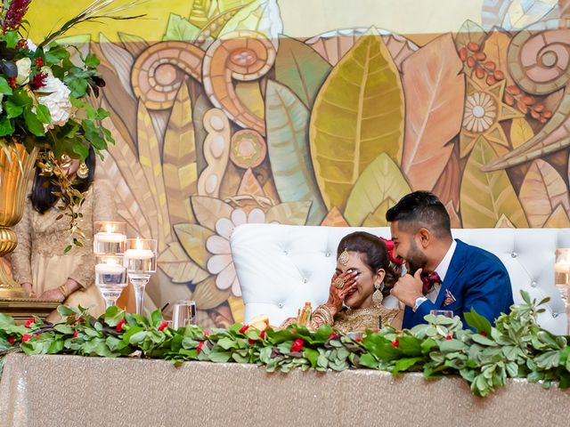 Abbas and Aajab's wedding in Toronto, Ontario 38
