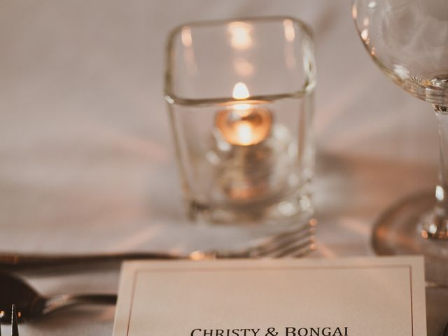 Bongai and Christy's wedding in Montreal, Quebec 20