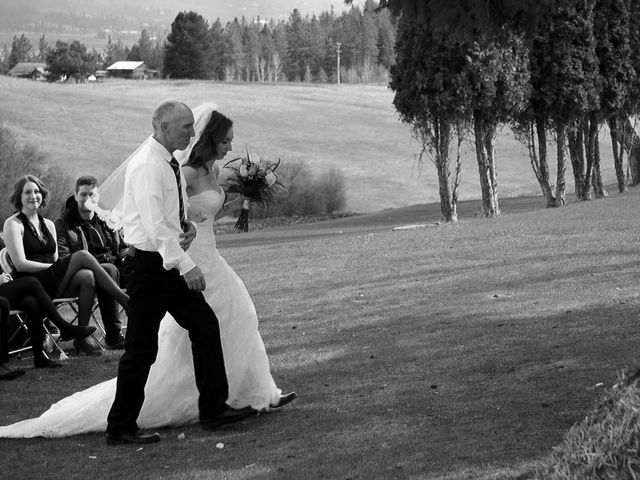 Mike and Arianna's wedding in Armstrong, British Columbia 3