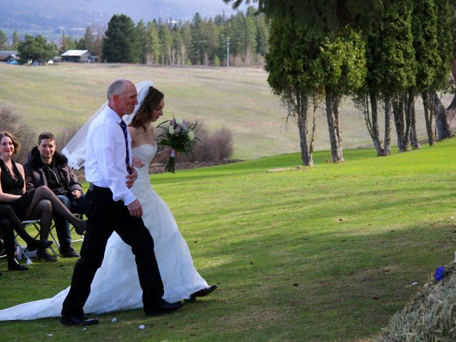 Mike and Arianna's wedding in Armstrong, British Columbia 4